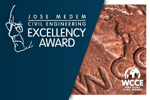 Jose Medem Award for Civil Engineering Excellence - 2018 Edition